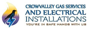 CrowValley Gas Service and Electrical Installations Logo